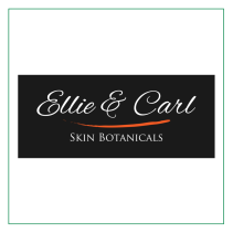 Distribueras av Ellie & Carl Skin Botanicals