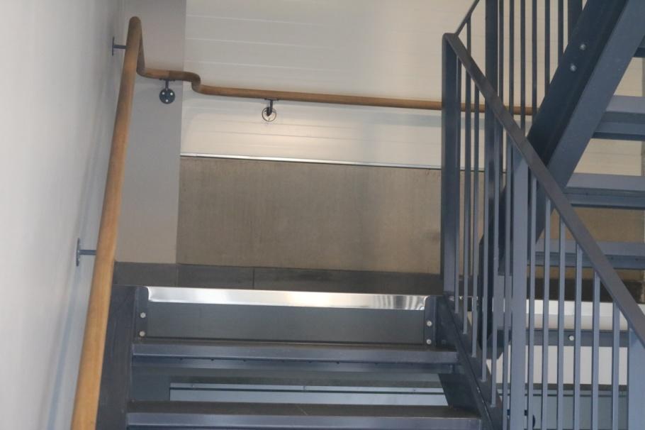 Metalltrappa Nässjö