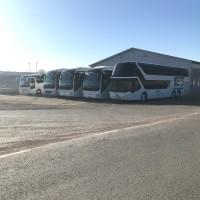 Turistbussar 180716