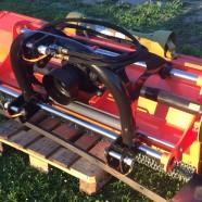 Betesputs 200 med hydraulisk sidoförskjutning Y-kniv