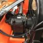 Betesputs 240 med hy- sidoförskjutning & lucka H-slagor