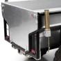 ATV timmervagn med flak