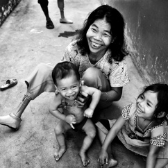 Cambodia, Fysioterapi
