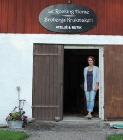 Söker konstnär & konsthantverk i Halland? Välkommen att kontakta keramiker Annica, Brobergs Krukmakeri i Köinge. Du hittar mig mellan Falkenberg & Ullared i Halland