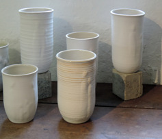 Urna Par keramik