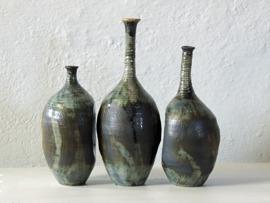 Små keramikvaser ca 25 cm