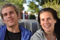 Pontus & Erika på Nöjesbruket