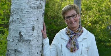 Anette Olsson diplomerad biopat och naturläkare SNLF i Mellbystrand