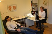 Frekvensmedicin Laholm - frekvensmedicinsk behandling & test med L.I.F.E system hos Helianthus Biopati i Laholm.