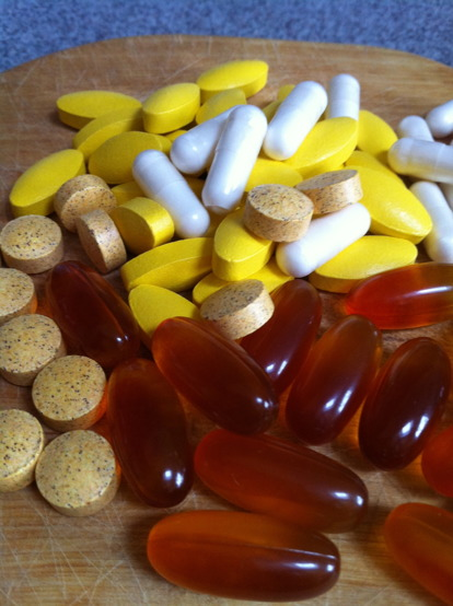 Många behöver kosttillskott i form av extra vitaminer och mineraler särskilt under vintern då flera lider av trötthet och vinterdepression.