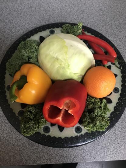 C-vitaminrika livsmedel hos Helianthus Biopati i Mellbystrand