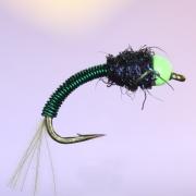 Copper Larva Chartreuse