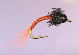 Copper Larva Orange