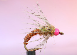 Pink Trout Candy