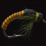 Golden Beadhead Scud