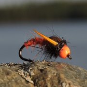 Stinger orange tungsten