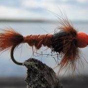 Rusty nymf tungsten