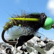 Stinger tungsten green