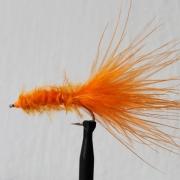 Dräparmasken Orange