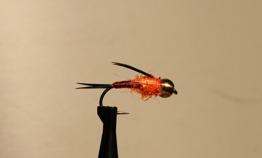 Copper-Prince tungsten Orange - Copper-Prince orange tungsten str 10