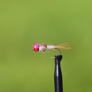 Hare´s Ear BH hullinglös pink
