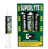 Elektrolyter för hästar i hårt arbete eller längre transpot