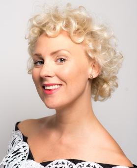 Sofie Asplund, sopran (Foto: Elias Gammelgård)