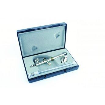 Airbrush SL1000 Dual Set-Up - SL1000 Dual Set-Up (0,2 + 0,4 mm nål/munstycke)