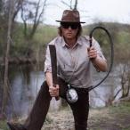 Ola Selmèn som Indiana Jones för Dunderbluffen 2014
