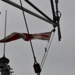 Korumflagga fotograf rebecka signäs Försvarsmakten