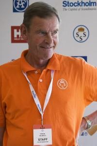 Vice ordf. Fredrik Feldreich