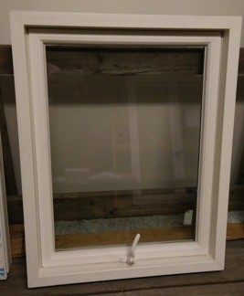 Vridfönster 8x10
