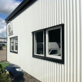 Referensfoto GK Plåt AlfaFönster