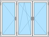 5J - 3-luft: turn / tilt/turn / turn
