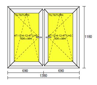2-luftfönster 14x12