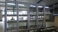 Vikdörrar i aluminium 3