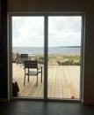 Fast fönster med vertikal mittpost 2