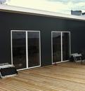 Fast fönster med vertikal mittpost 3