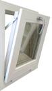 Källarfönster 580x580mm, öppet