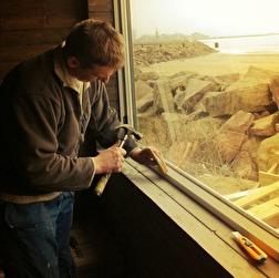 Fönstermontering i Halmstad