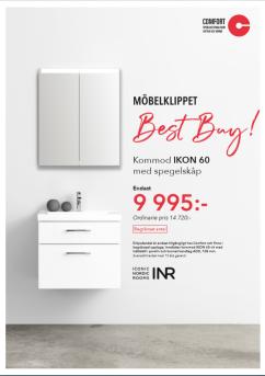 INR & Comfort Möbelklipp