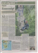 Telegraaf, helsida Hollands största dagstidning.