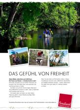 Annons Aktiv Schweden,  Tyskland 2014