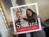 Johan och Eva-Lena från Vidinge Gård
