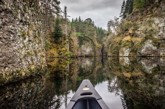 Från Wesleys kanottur i Skottland #scotland # riverbeauty
