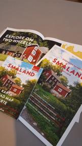 Smålandsbroschyr, Engelska 2017