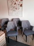 Fiskbensmönstrade stolar