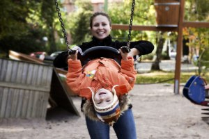 Fotograferade barn i Halmstad