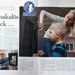 Tidningen Förskolan 2015