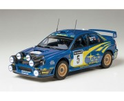SUBARU IMPREZA WRC 2001 GREAT BRITAIN - 1/24